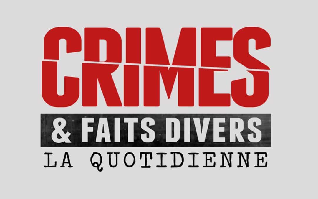 ÉMISSION CRIMES DU 13 MARS 2019 SUR NRJ12: EVAN, VICTIME DU SYNDROME DU BÉBÉ SECOUÉ